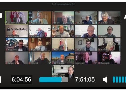 York Region Council & COVID-19