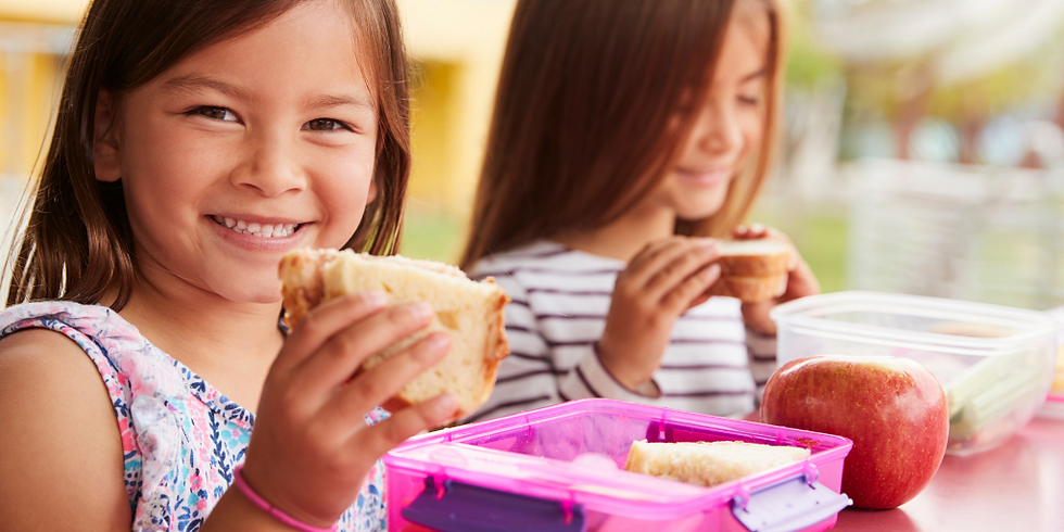 Feeding their potential: Supporting children to have a positive relationship with food and their body