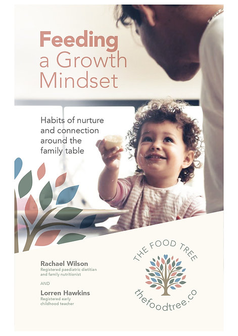 Feeding a Growth Mindset - eBook (digital product)