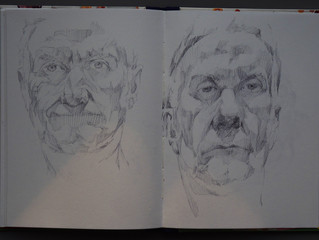 Sketchbook Self-Analysis