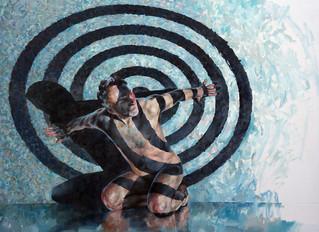 The Artist's Life: Glenn Ibbitson [from RBSA Art Blog; sept. 2017]