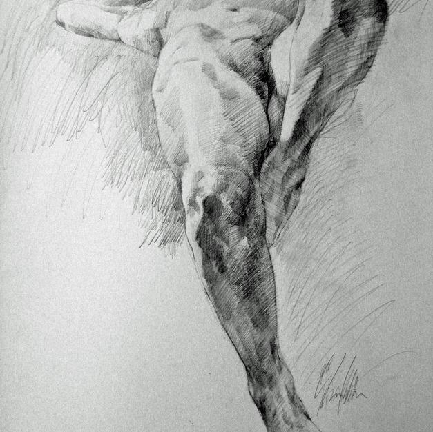 Heiroglyph Nude