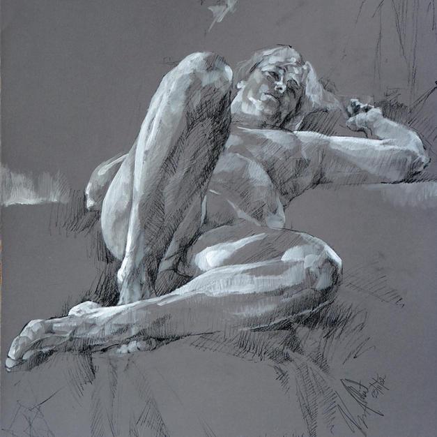 Intimate Nude