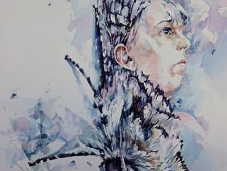 'The Art of Glenn Ibbitson' by Kitty Parsons