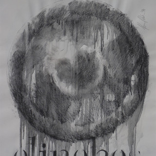 clinches charcoal on paper 86x61cm.jpg
