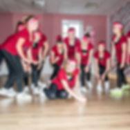 Танцы для девочек в Балашихе