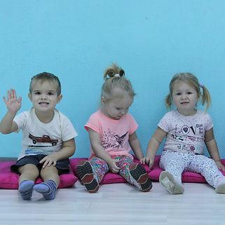 Танцы для детей от 2-ух лет