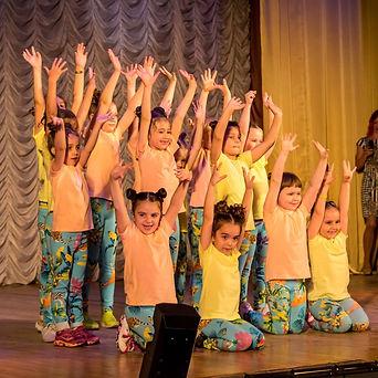 танцы для детей балашиха