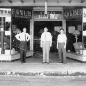 "Sisco-Law offices featured in ""Vintage Tampa Storefronts & Scenes"""