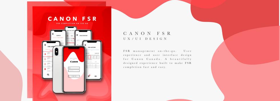 CANON FSR