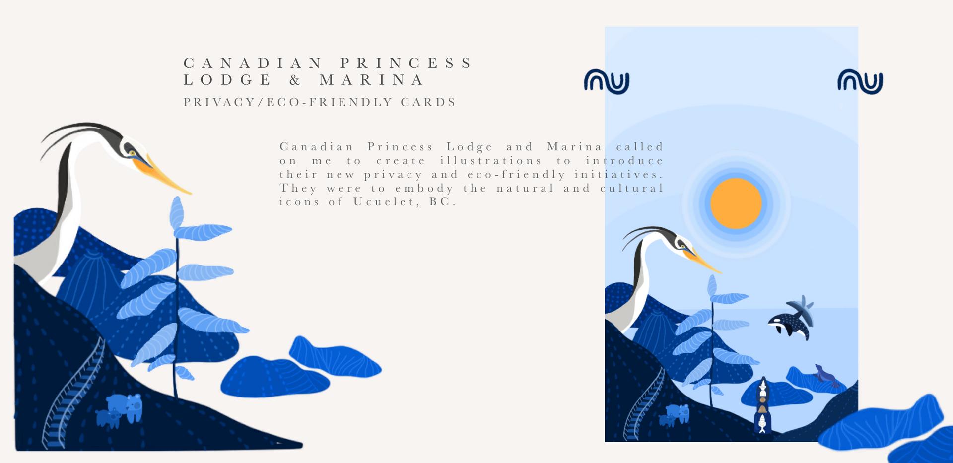 CANADIAN PRINCESS LODGE & MARINA