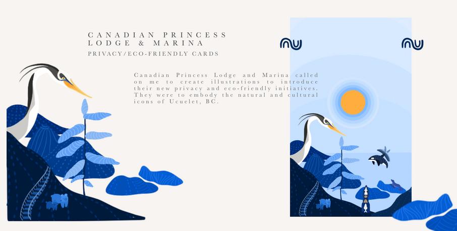 Canadian Princess Lodge and Marina