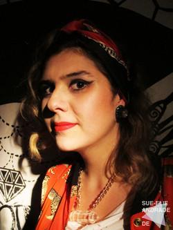 Stephanie C. singer of Go Spllash