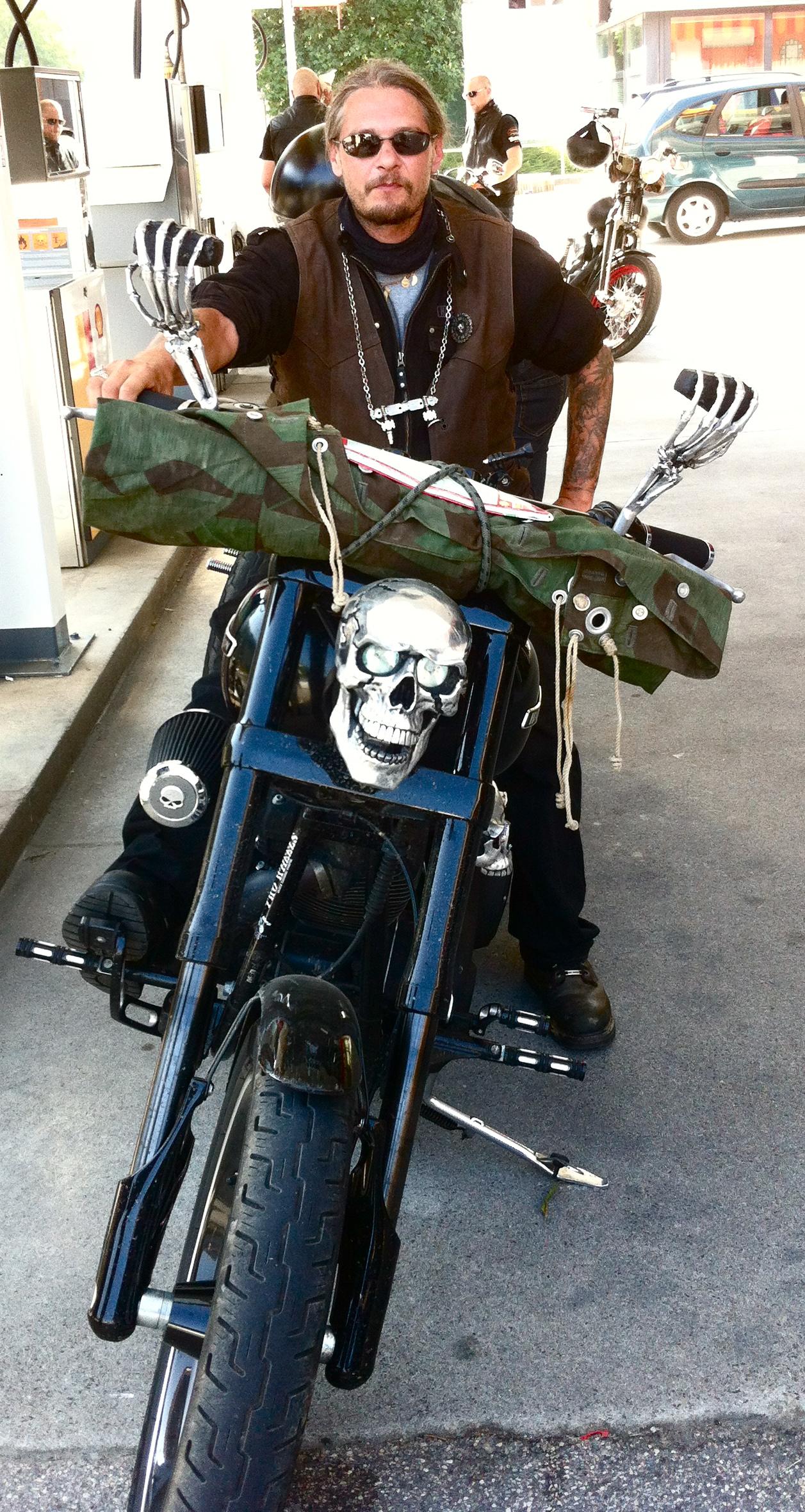 Fribourg biker