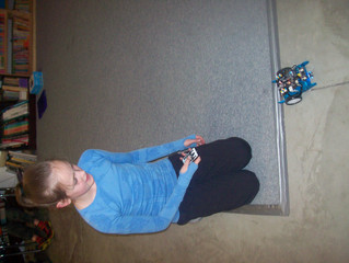 Playing with the Robot