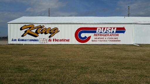 King Air Conditioning and Heating _ Bush Refrigeration