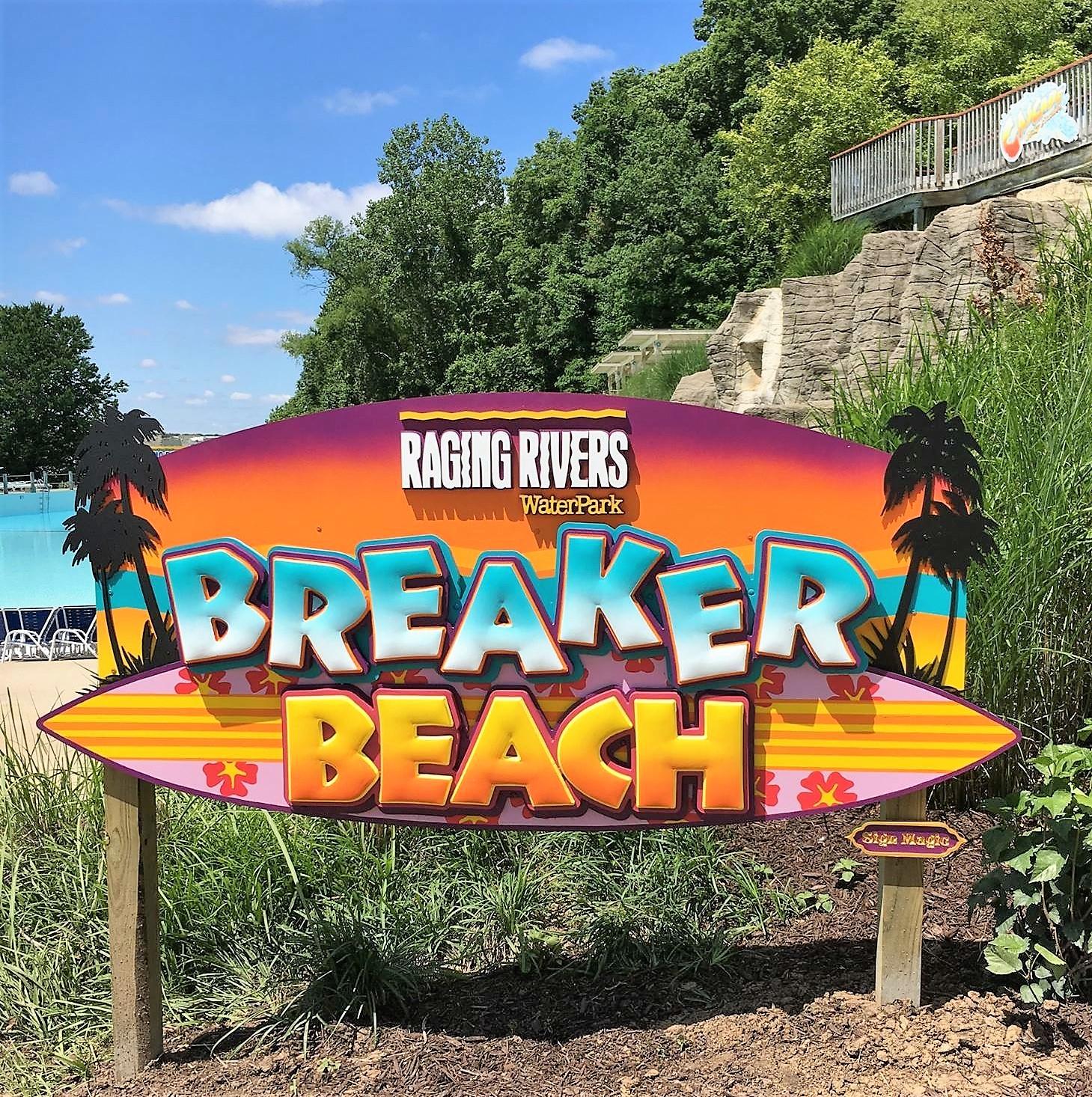 Breaker Beach 3D