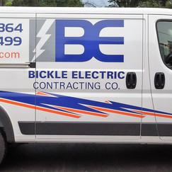 Bickle Dodge Van