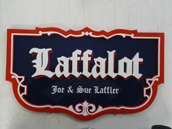 Laffalot sign