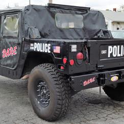 East Alton Police Department DARE Hummer