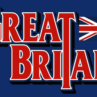 Great Britain band banner