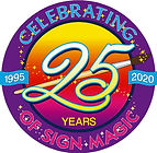 Sign Magic 25th Anniversary