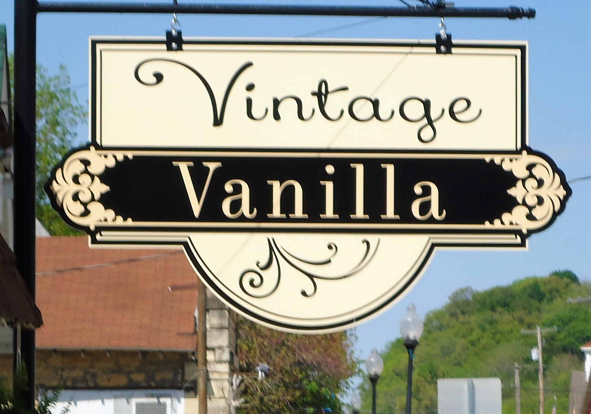 Vintage Vanilla installed