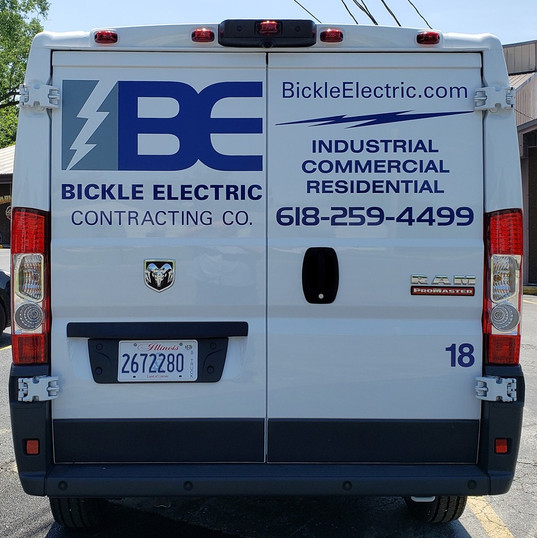 Rear View Van #18 Bickel Electric.jpg