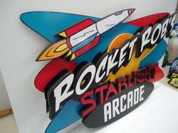 Rocket Rob's Starlight Arcade