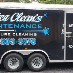 Mr Clean Trailer
