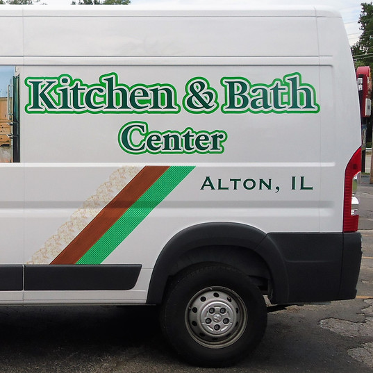 Kitchen & Bath Van