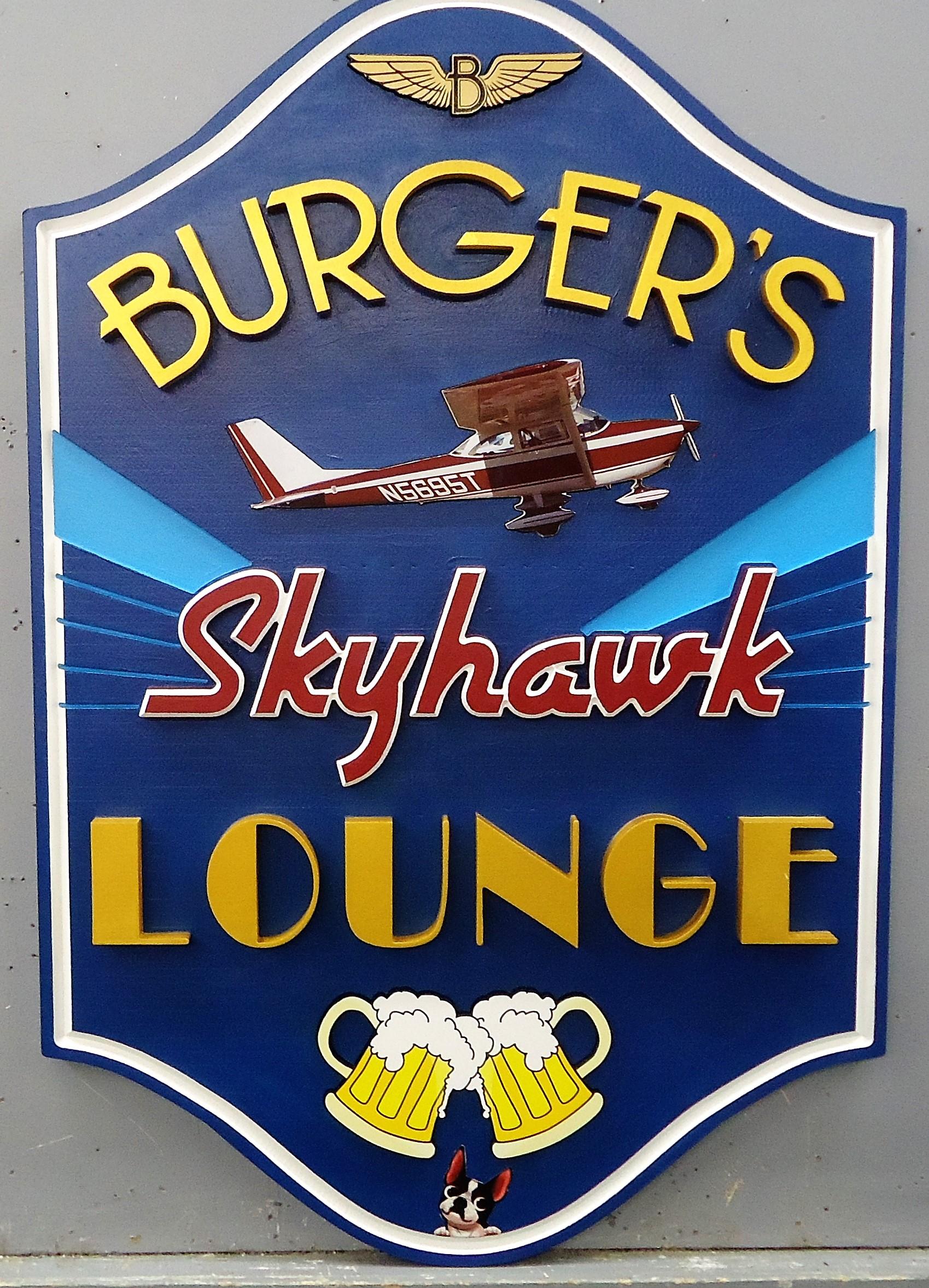 Skyhawks Lounge