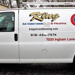 King AC and Heating _ Bush Refrigeration
