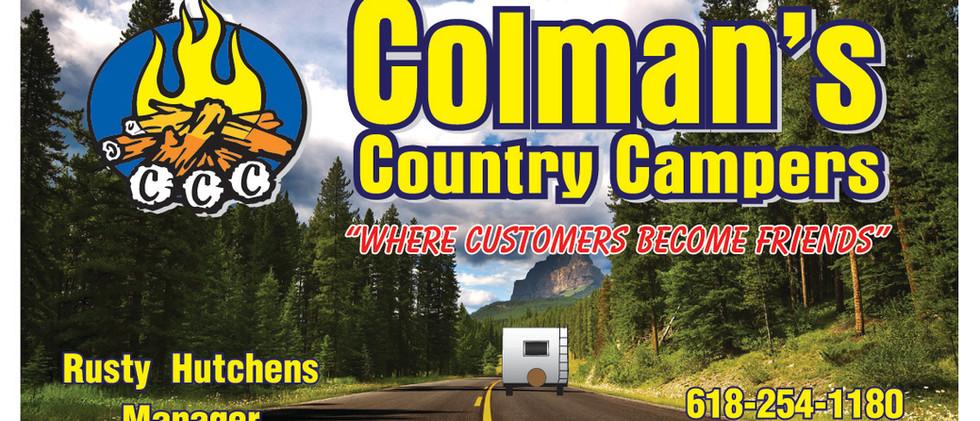 Colman's Campers