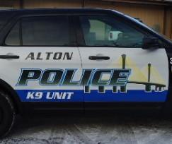 Alton Police Department K9 Full Color