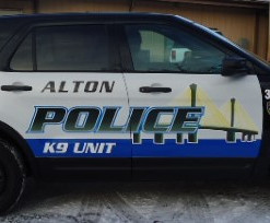 Alton Police Department K9 Full Color