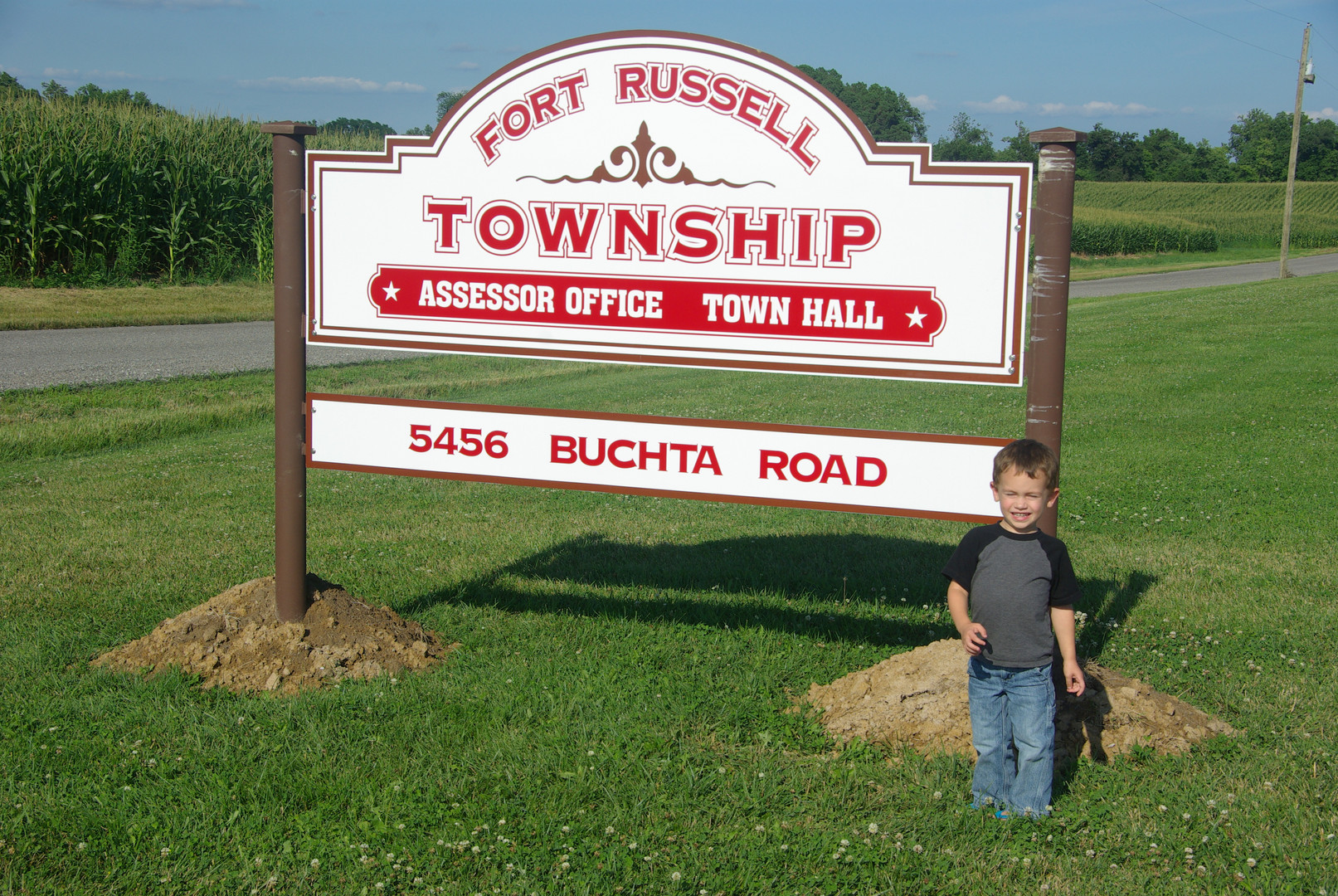Fort Russell Township