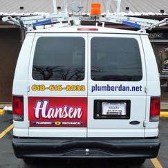 Hansen Van Rear