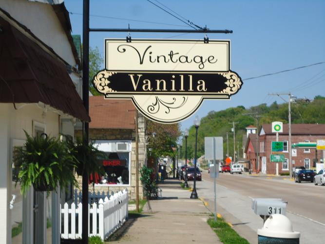 Vintage Vanilla -Grafton, IL