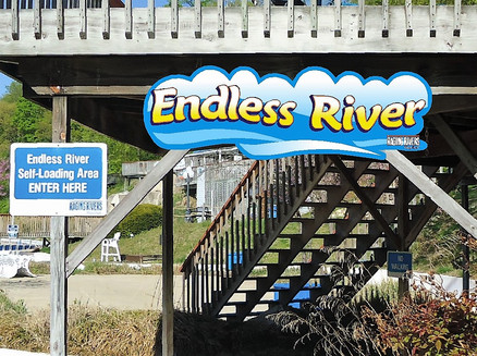Raging Rivers Endless River