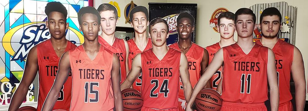 Edwardsville Boys Basket Ball