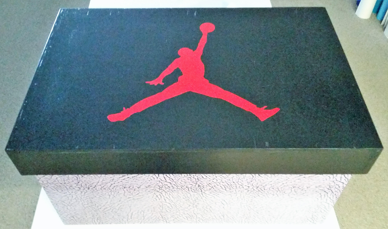 Air Jordans Box Top