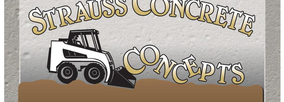 Strauss Concrete Concepts