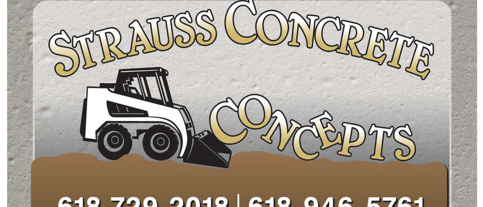 Strauss Concrete Concepts