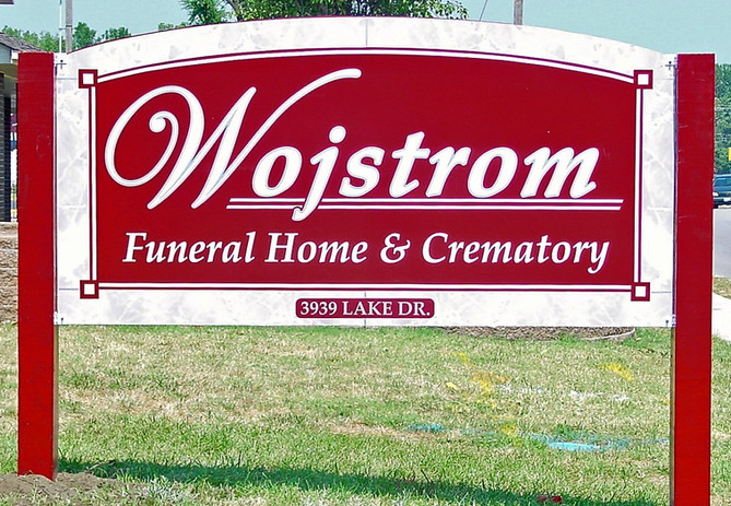 Wojstrom funeral home