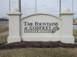 The Fountains at Godfrey