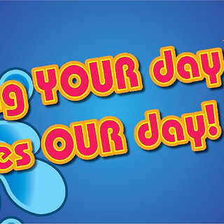 Making Your Day Makes Our Day Banner