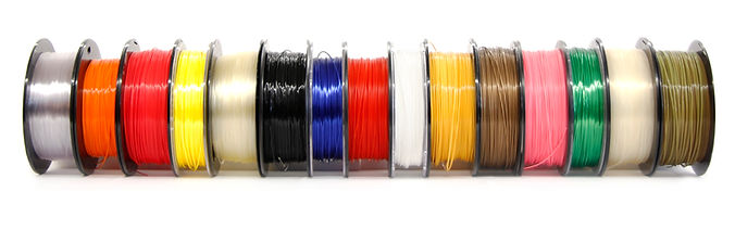 3D Printer Filament Collection