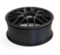 3D Printed Carbon Fiber Nylon Rim