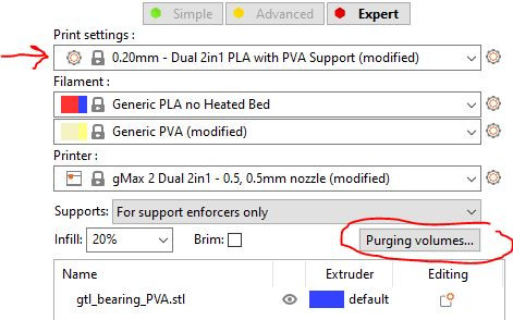 Make sure the gMax 2 PRO profiles are loaded and you have the correct print settings selected.